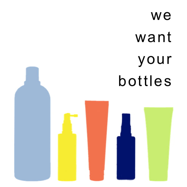 For the month of October 2018 Zucci Hairdressing will be celebrating our 34th birthday by taking back your used Aveda Bottles to Recycle.