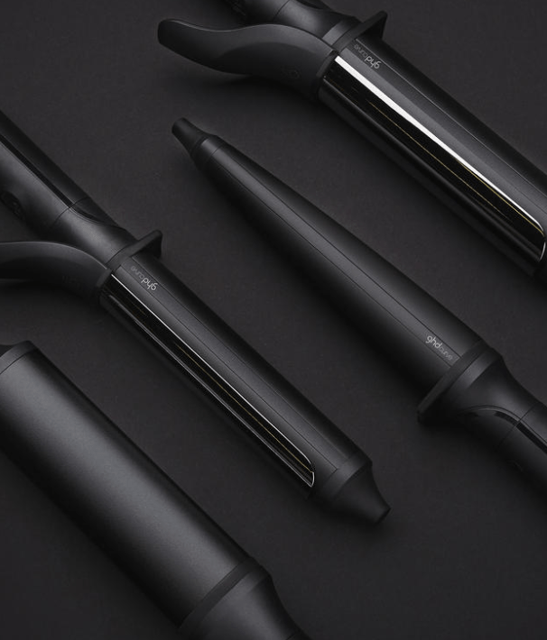 the ghd curve range now at Zucci Hairdressing Melbourne