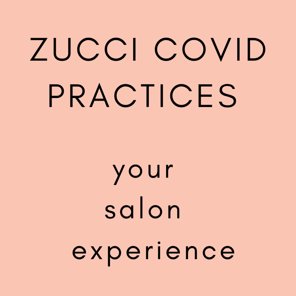 Your salon experience