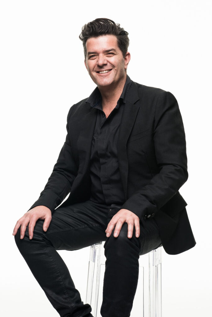 Rocco Petrucci Founder of Zucci Hairdressing