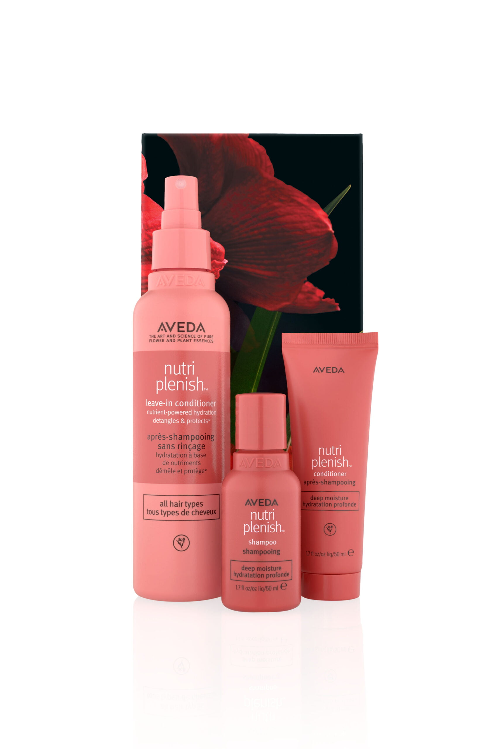 Nurtiplenish Deep Holiday gift set now at Zucci