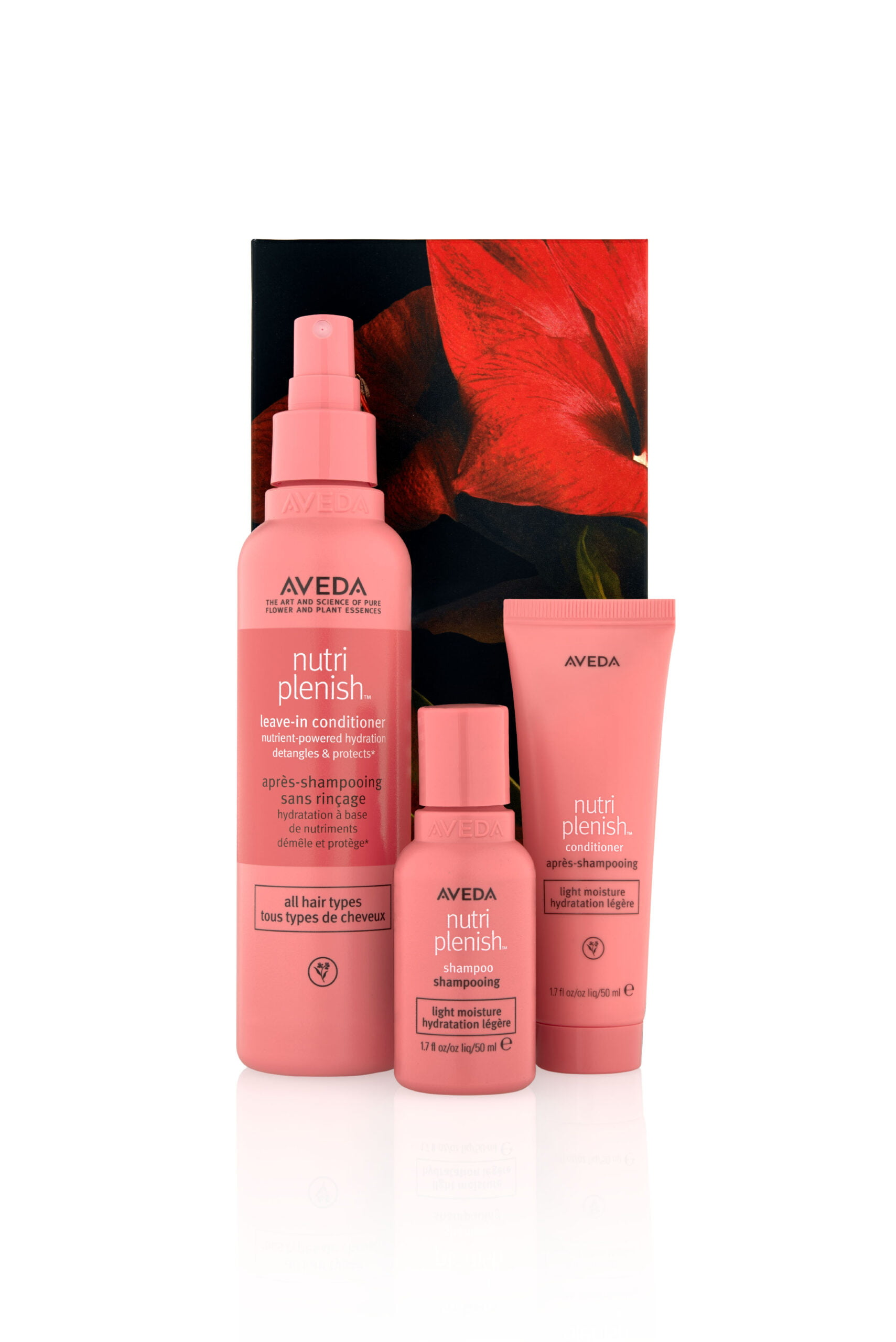 Nutriplenish Light Holiday gift set now at Zucci