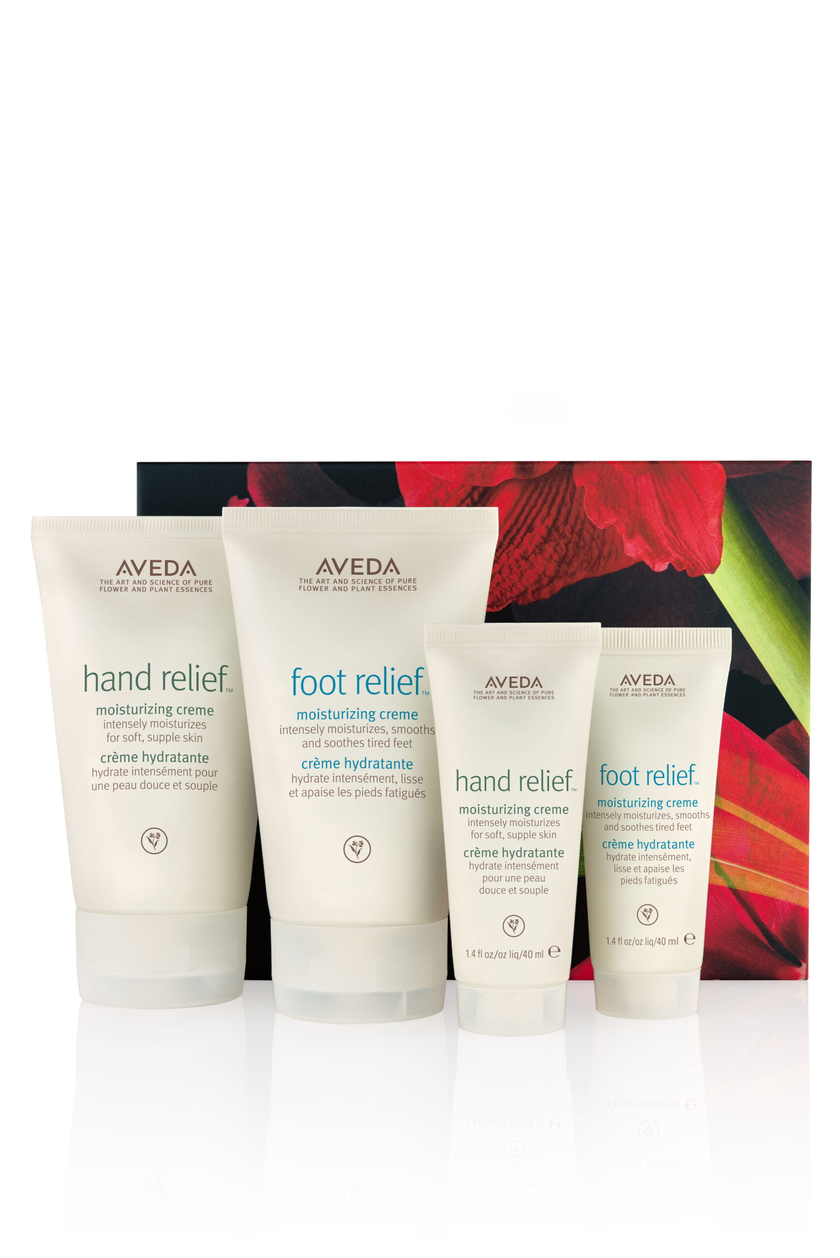 Hand and Foot Relief Gift Set Now at Zucci