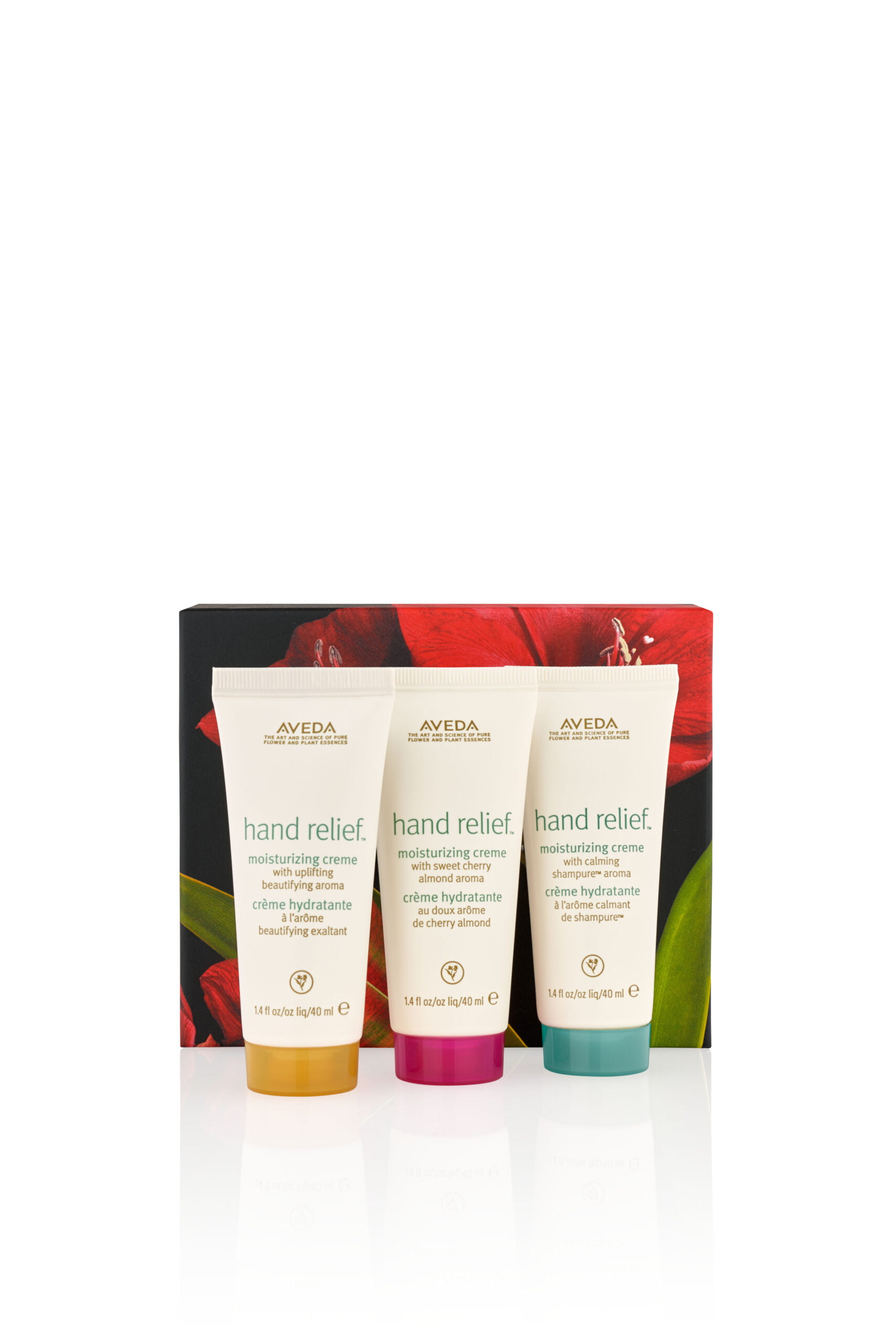 Hand Relief Trio Gift set now at Zucci