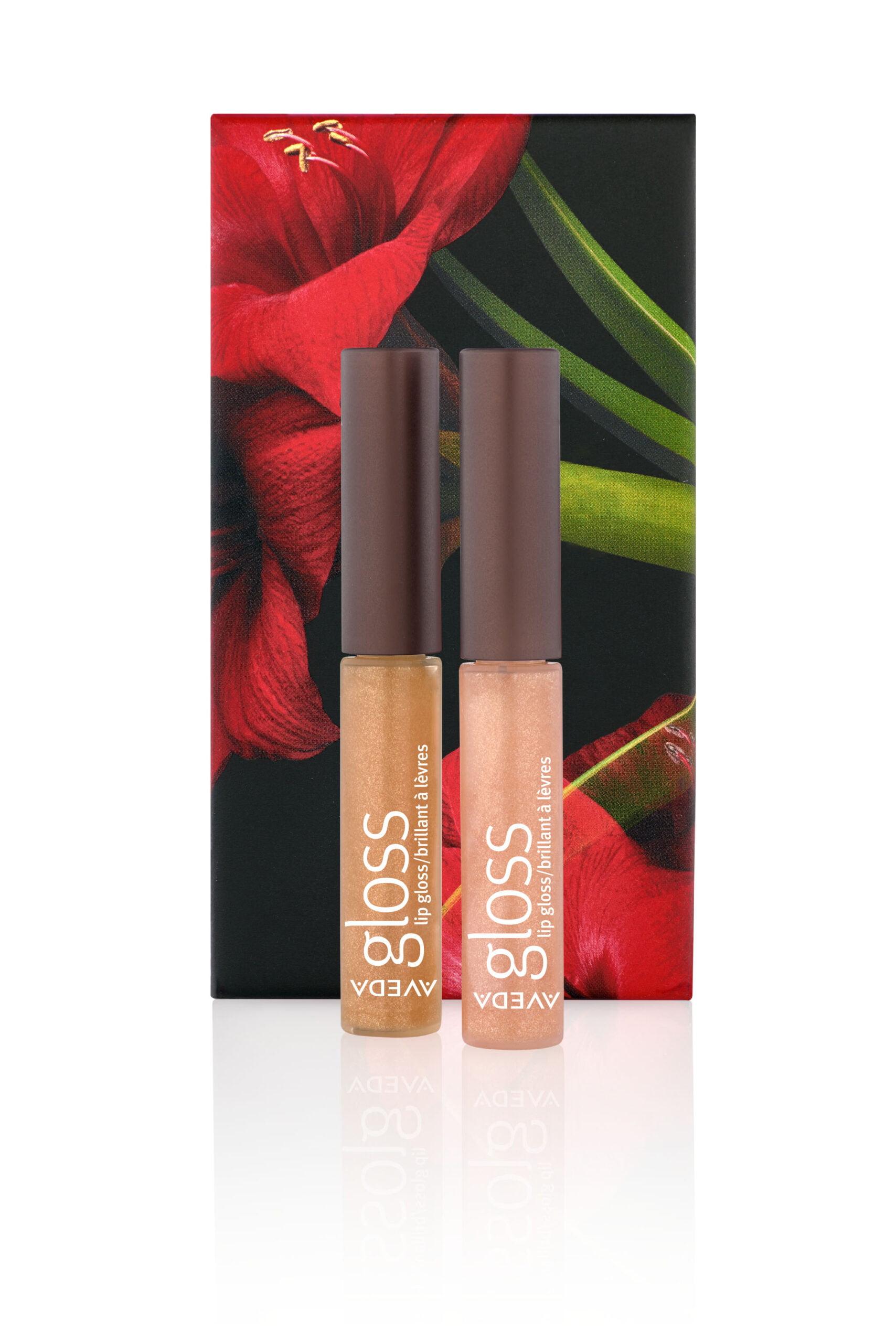 Shimmer Lip Gloss Set Now at Zucci