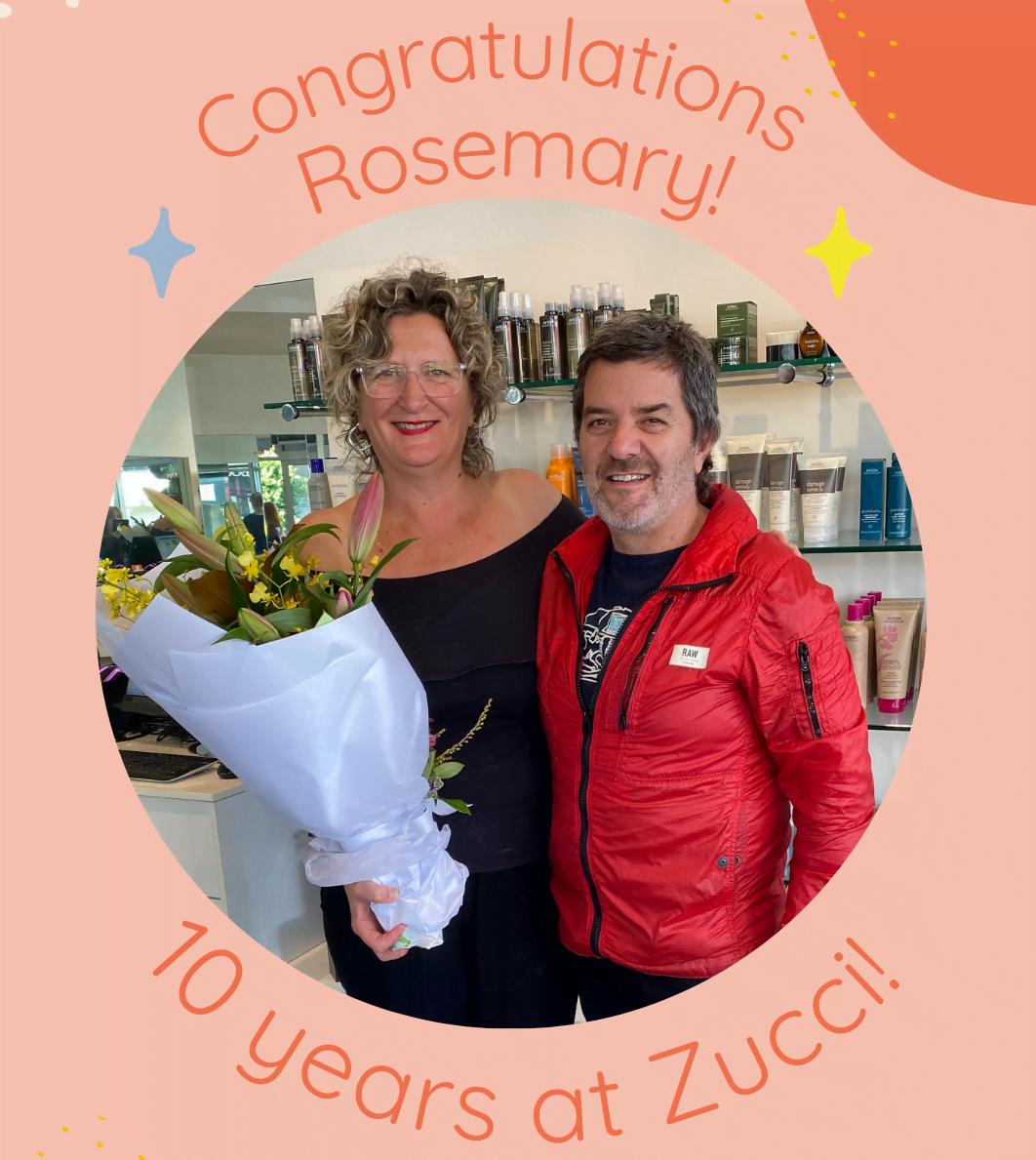 Congrats Rose