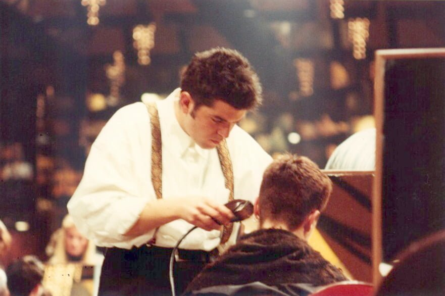 Rocco Compeating At Ihs In The 80s