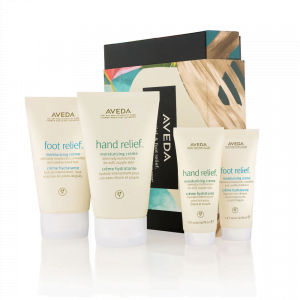 Hand Relief & Foot ReliefTM Home and Travel Essentials